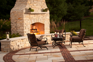 Custom outdoor living designs