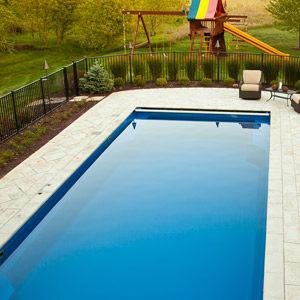 fiberglass inground swimming pools Aurora IL