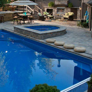 fiberglass inground swimming pools Buffalo Grove IL