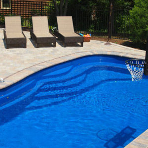 fiberglass inground swimming pools Carpentersville IL