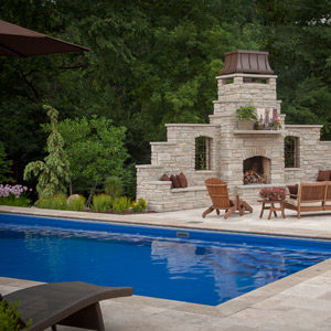fiberglass inground swimming pools Cary IL