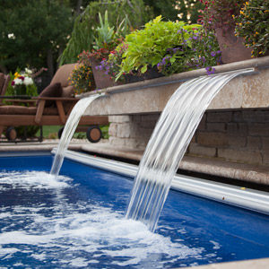 fiberglass inground swimming pools Crystal Lake IL