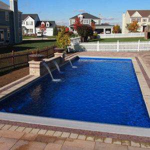 fiberglass inground swimming pools Grayslake IL