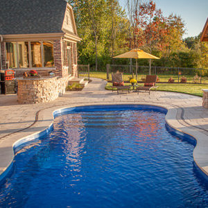 fiberglass inground swimming pools Hoffman Estates IL