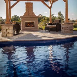 fiberglass inground swimming pools Huntley IL