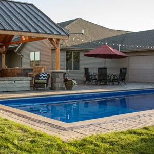 fiberglass inground swimming pools Naperville IL
