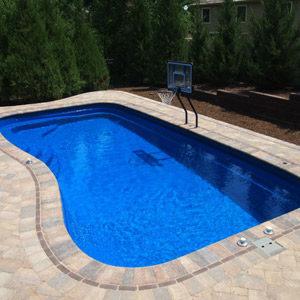 fiberglass inground swimming pools Palatine IL