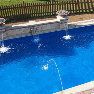 fiberglass inground swimming pools Saint Charles IL
