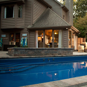 fiberglass inground swimming pools Vernon Hills IL