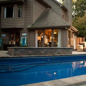 fiberglass inground swimming pools Vernon Hills IL