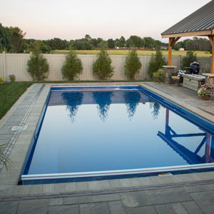 fiberglass inground swimming pools Warrenville IL