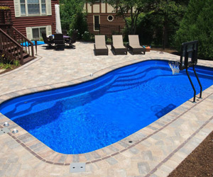 Fiberglass Pools Barrington Illinois
