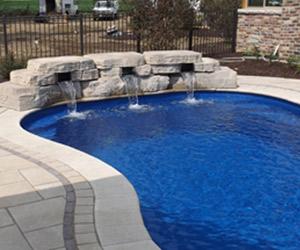 Fiberglass Pools Napperville Illinois