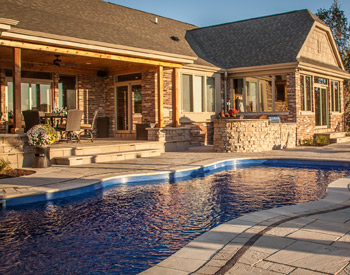 swimming pool contractor Chicago IL
