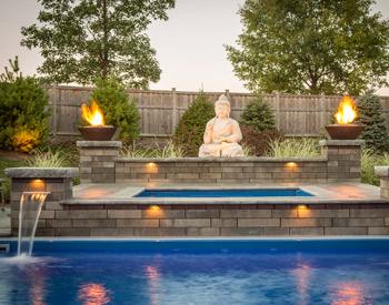fiberglass swimming pools Chicago