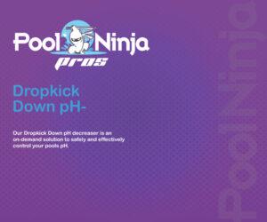 dropkick ph decreaser pool chemical