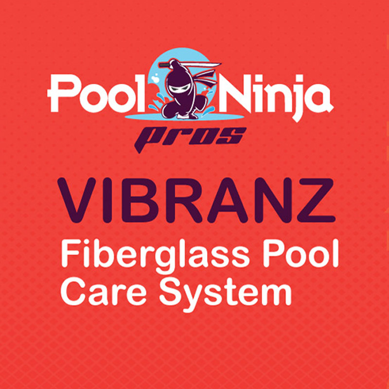 Vibranz Getting started pool chemicals