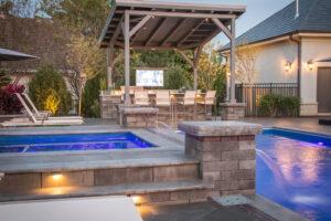 swimming pool installer belvidere
