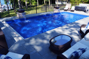 swimming pool installer lake geneva