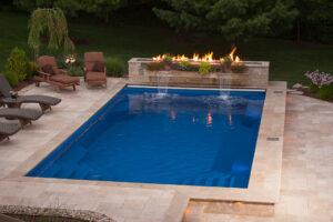 swimming pool installer loves park il