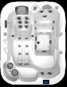 Hot tub and spa sales Triad 30 inch hot tub