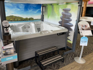 Sonco pools and spa sales and service Belvidere