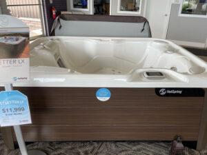 hot tub retailer Rockford IL